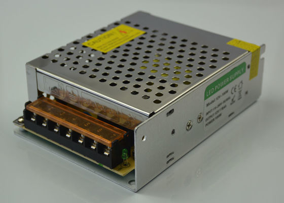 China DC 12v 100w Led Light Power Supply , Ac to Dc Switching Power Supply factory