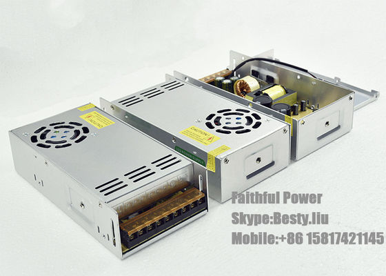 China 12V 360W 30A SMPS LED Strip Driver AC DC Switching Power Supply for CCTV and LED Signs factory
