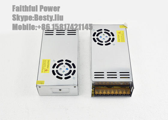 China Non waterproof IP20 400W 3528 5050 LED Strip Power Supply 12V 24V 33A 16.7A LED Driver factory