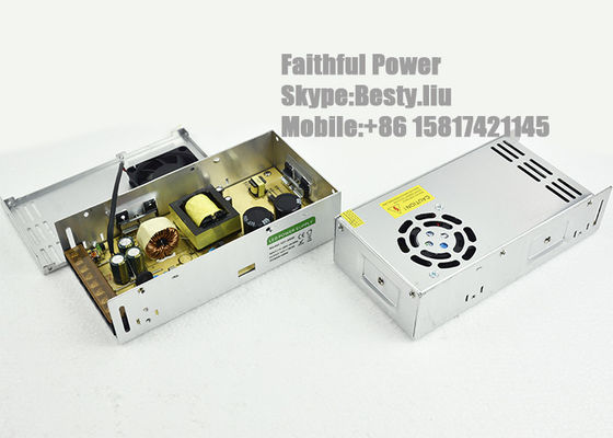 400W 3 Input 6 Ouput AC DC Switching Power Supply 12V 24V DC HS 850440 Sign Light Driver