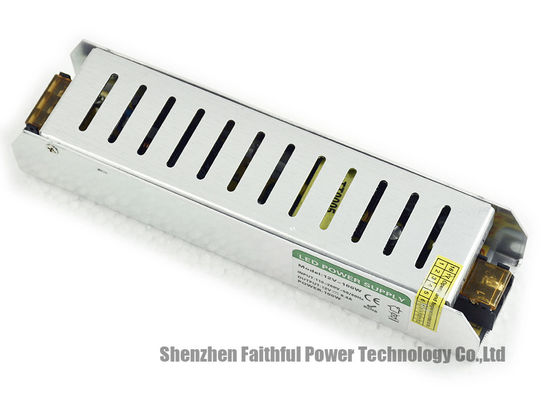 China IP20 Slim 8.5A 4.2A DC12V DC24V AC DC Switching Power Supply 100W LED Driver factory