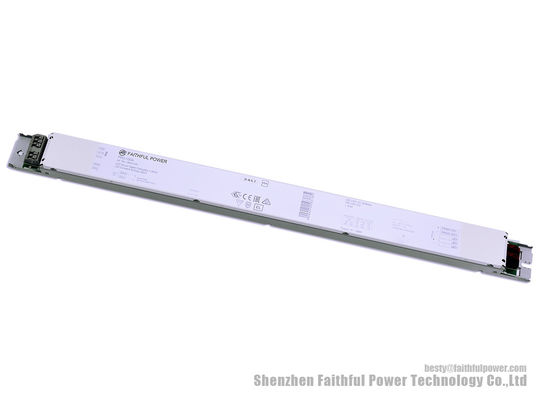 China Year Warranty 24V 100W LED Dimming DALI Power Supply Integrated with 5 Dimming Mode factory