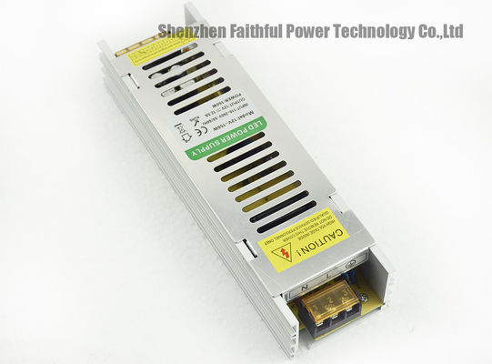 China 220V to 12V 24V 150W Slim AC DC Switching Power Supply IP20 12.5A 6.25A factory